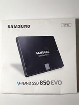 SAMSUNG 850 EVO 1TB INTERNAL 2.5 MZ-75E1T0B/AM SSD SOLID STATE DISK 8872... - $269.99