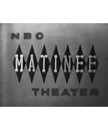 MATINEE THEATER (1956) 13 RARE Episodes - $14.95