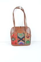 Kilim Bag, Leather bags, Shoulder Bag handbag ,leather and kilim bags - $199.00