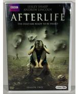 Afterlife: Season Two DVD BBC 2 Disc Set 2014 - $5.93