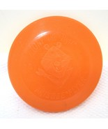 1988 Vintage Tony The Tiger Orange Plastic Frisbie 4 Inches across!  T67 - $18.32