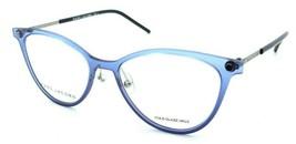 Marc Jacobs Rx Eyeglasses Frames Marc 32 TVN 52-17-140 Transparent Blue - $70.56