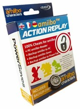 Action Replay PowerSaves für amiibo™, Cheat-  Boost-Portal + BACKUP-Chip... - $65.57