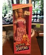 1982 Mattel My First Barbie Doll #1875 NIB - $32.95