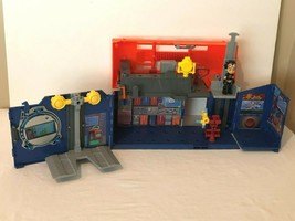 Rusty Rivets Rivet Lab Playset Figure Sound Lights Nickelodeon Spin Master - $19.99