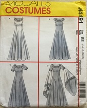 McCall's M4491 Misses' Lined Dresses with Sleev... - $19.99
