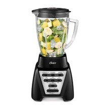 Oster Pro 1200 Plus Blender with Smoothie Cup, Black  - $135.79
