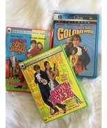 Austin Powers Dvd The Spy who Shagged me/ Goldmember / Intl. Man of Mystery - $9.90