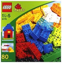LEGO 6176 DUPLO Basic Bricks Deluxe (80 Pcs.) - $61.62