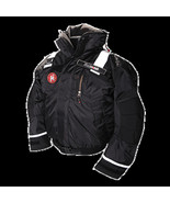 First Watch AB-1100 Pro Bomber Jacket - X-Large - Black - $278.28