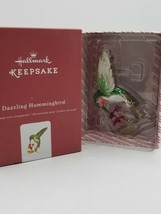 "Hallmark Keepsake ""Dazzling Hummingbird"" Ornament w Box - $23.65"