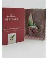 "Hallmark Keepsake ""Dazzling Hummingbird"" Ornament w Box - $23.65"