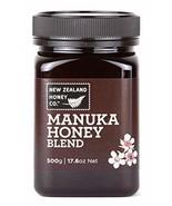 Zealand Honey Co. Raw Manuka Honey Blend | 17.6oz | From the Remote Wild... - $24.83