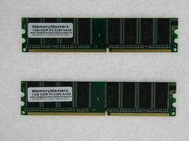 2GB (2X1GB) DDR Memory Dell OptiPlex GX270n SFF TESTED