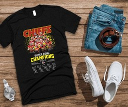 Chiefs Super Bowl Champions 2020 NFL Tshirt NFL T-Shirt super bowl t-shir - $20.00+