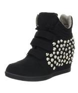 Rebels Women's Yin Fashion Sneaker,Black, 6  US - $39.59