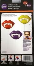 Wilton Vampire Teeth Lollipop Candy Mold Lolli Halloween Treats - $6.67