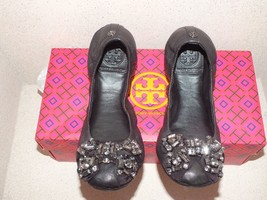 Tory Burch Azalea Ballet w/Binding Leather Flats Size 7  NIB 100% Authentic - $149.99