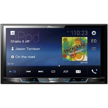 "Pioneer 7"" Double-din In-dash Digital Media & A And V Receiver  - $250.00"