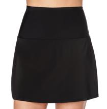 St. John's Bay High Waisted Swim Skirt Size 8 Msrp $49.00 New - $24.99