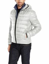 Tommy Hilfiger Men's Premium Insulated Packable Hooded Puffer Nylon Jacket image 11