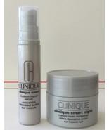 Clinique Smart Custom-Repair Serum and Smart Night Custom-Repair Moistur... - $20.98