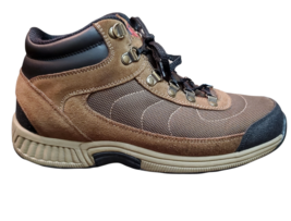 Orthofeet Delta Brown Women's Hiking Boots Orthopedic High Top Shoes 10 ... - $57.87