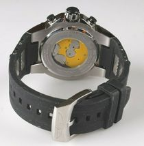 Invicta Men's Speedway 22235 Black & Stainless Steel Chronograph Watch NWOT image 9