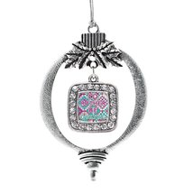 Inspired Silver I'd Rather Be Quilting Classic Holiday Decoration Christmas Tree - $14.69