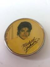 Vintage 1984 Lee Triumph Michael Jackson Fashion Metal Belt Buckle Made ... - $25.15