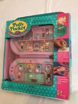 Polly Pocket Stampin School Playset New & Sealed 1993 Compact NIB New Ke... - $247.49