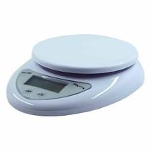 Digital Kitchen Scale LCD Display Electronic Platform Balance Weight Die... - $20.77