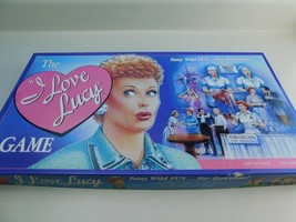Vintage The I Love Lucy Board Game Talicor Games COMPLETE - $13.85