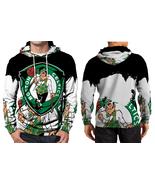 NEW !! Boston Celtics Team Men's Hoodie - $42.99+