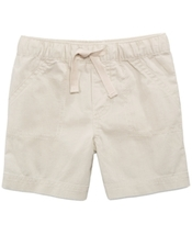 First Impressions Woven Cotton Shorts, Baby Boys - $13.00