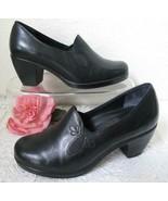 Dansko Beth Pump 40 9.5 - 10 US  Black Leather Comifort 3303020200 - $59.99