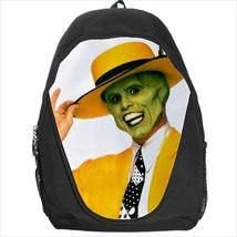 backpack bookbag the mask stanley ipkiss - $41.00