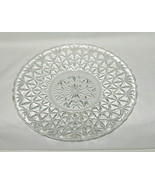 Anchor Hocking Cut Fan Pattern #4570 12-inch Platter - $16.78