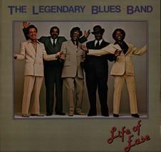 The Legendary Blues Band Life Of Ease Vinyl Record Album -- NM!! - $13.99