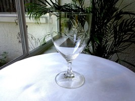 Shott Zwiesel Nectar Rose Clear Crystal Water Glass - Retired - $9.90