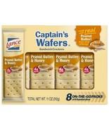 Expect More Lance Captain's Wafers Peanut Butter & Honey Sandwich Cracke... - $45.53