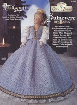 Guinevere of Geneva Ladies of Fashion, Crochet Pattern Booklet TNS 972508 - $3.95
