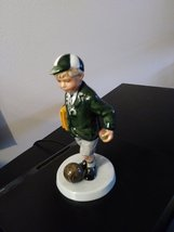 "Royal Doulton 1996 "" Off To School"" Figurine  HN: 3768 Excellent Condition Figur image 4"