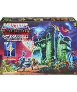 NEW SEALED 2021 Masters of the Universe Castle Grayskull Set w/ Sorceres... - $296.99