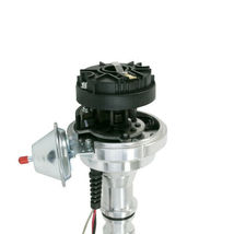 Pro Series R2R Distributor for Ford SBWindsor 289/302W, V8 Engine Black Cap image 4