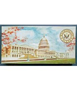 1977 Board Game Washington Scene by Groovy Games Political Collection O    - £8.77 GBP