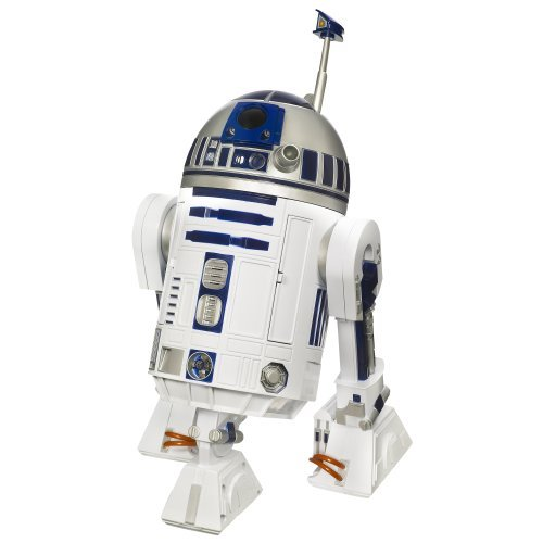 Star Wars 94254 R2-D2 Interactive Astromech Droid, 17.1 x 11.7 x 11.5-Inch (Disc