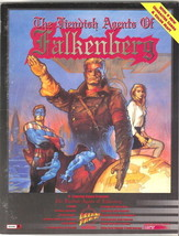 The Fiendish Agents of Falkenberg Dream Park Game R. Talsorian 1992 NEW ... - $9.74