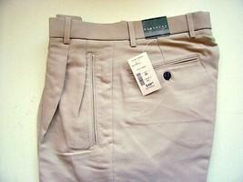 Men's Pants Pleated Front  Baracuta Gray  30x30   46x30 - $19.99