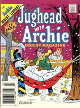 Jughead with Archie Digest Magazine #109 VF; Archie | save on shipping - details - $4.50
